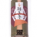 柿羊羹1本竹容器入り155g