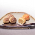 焼き芋ほくほく・焼き栗ころころ詰合せ焼き芋ほくほく4個・焼き栗ころころ4個