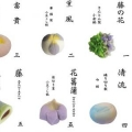 季節の上生菓子12月の生菓子